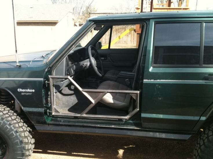 Jeep Off Road >> Xj Tube Doors - Pirate4x4.Com : 4x4 and Off-Road Forum | Jeep | Pinterest | 4x4, Jeeps and Forum ...
