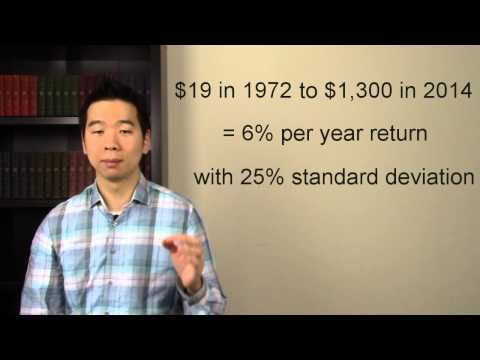 Short Course On Investments Episode 8 - Commodities