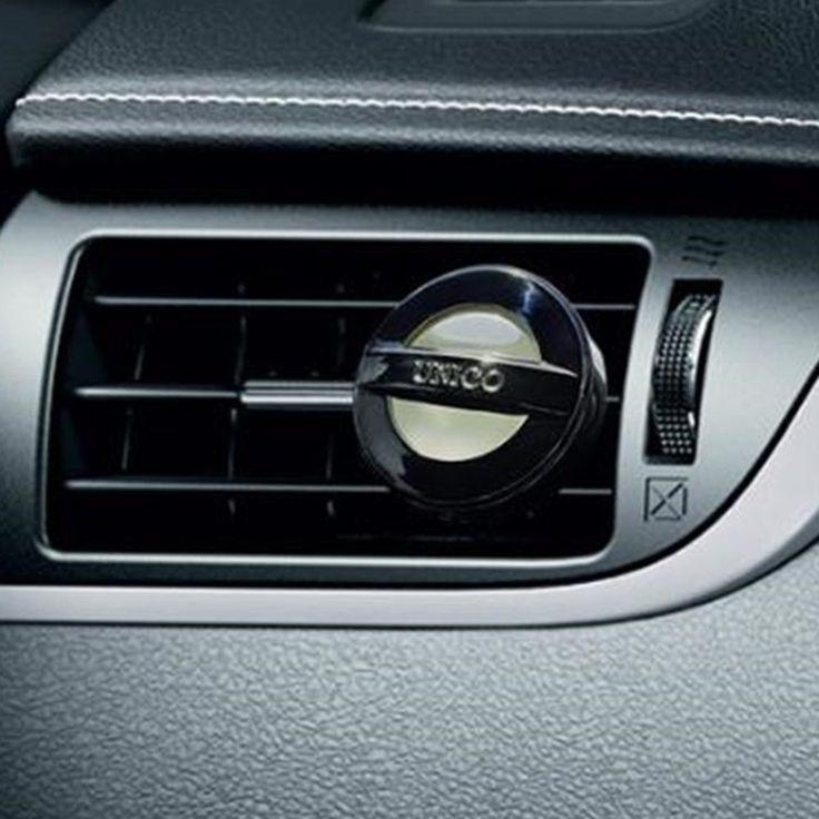 Auto Car Air Freshener Clip Luxury Perfume Diffuser Fragrance Outlet Aromatics #UnicobyKorea
