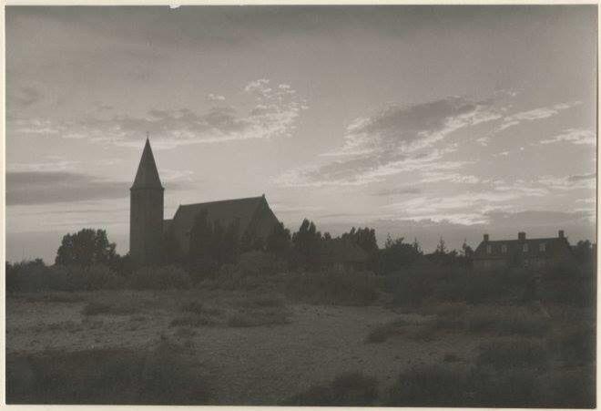 RK kerk op de Sportlaan, 1952.