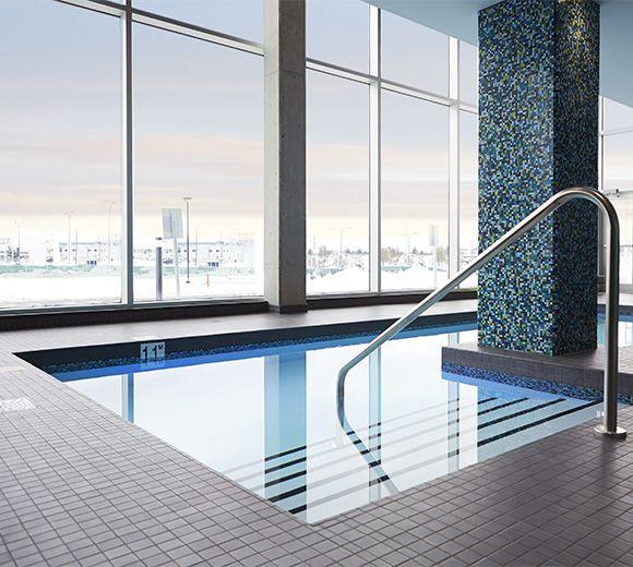 LEMAYMICHAUD | ALT | Halifax | Architecture | Design | Hospitality | Hotel | Pool | Natural Light | Water | Indoor