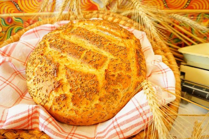 Skvělý domácí chléb bez hnětení