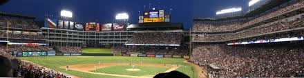 Texas Rangers Stadium