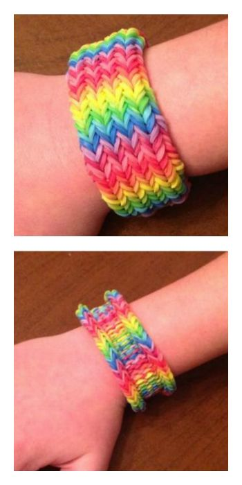 13 Of The Coolest Advanced Rainbow Loom Patterns Mom