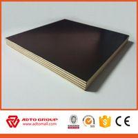 Construction Grade phenolic film faced plywood waterproof plywood price