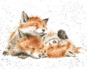 The Afternoon Nap by Hannah Dale