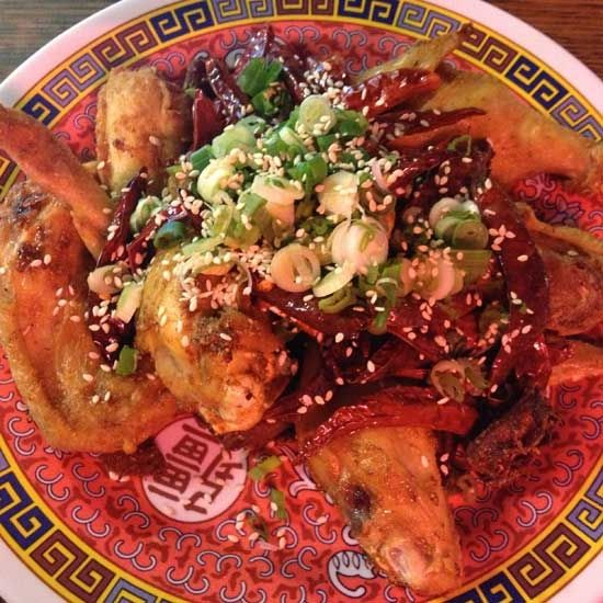 Mission Chinese Food; San Francisco and New York City