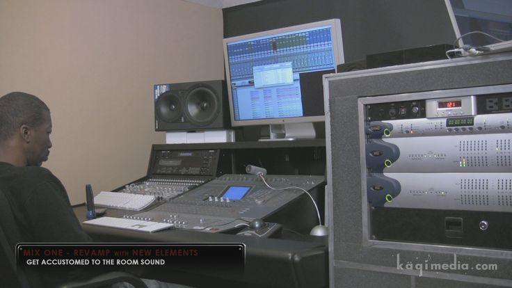 Alvin Speights Mixing Program Music mix, Engineering