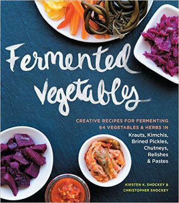 Daily Kindle Cookbooks: Fermented Vegetables