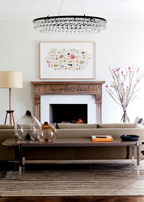 bliss blog - my happyplace::   via style at home  Photography: donna griffith  design by lara mcgraw