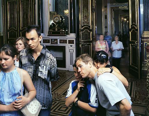 Hermitage 6, St. Petersburg, 2005 Image