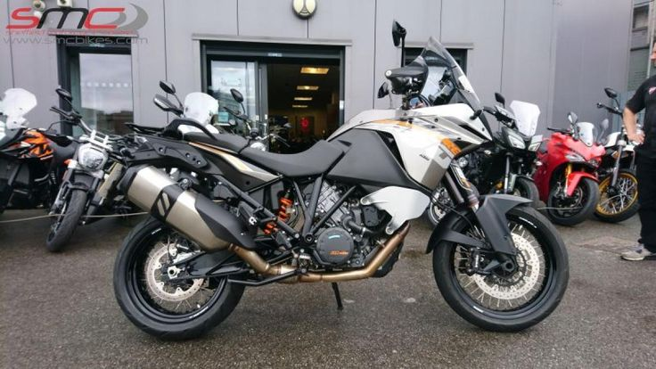 2014 KTM 1190 Adventure Just arrived :)