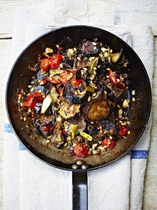 Aubergine Al Forno | Vegetable Recipes | Jamie Oliver
