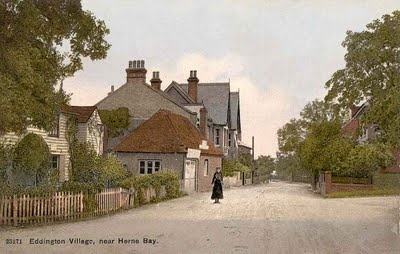 Eddington Lane, Herne Bay.....days gone by