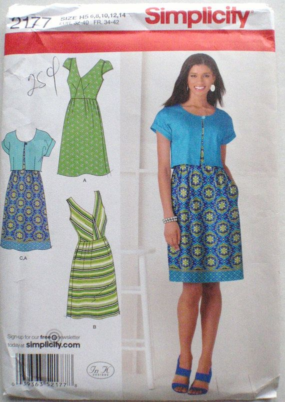 Simplicity Summer Patterns with Sleeve Dresses