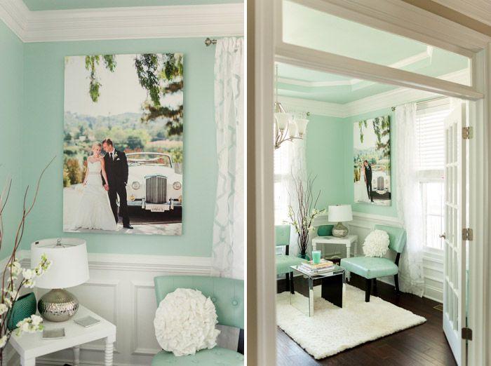 best 25+ mint office ideas on pinterest | small bedroom office