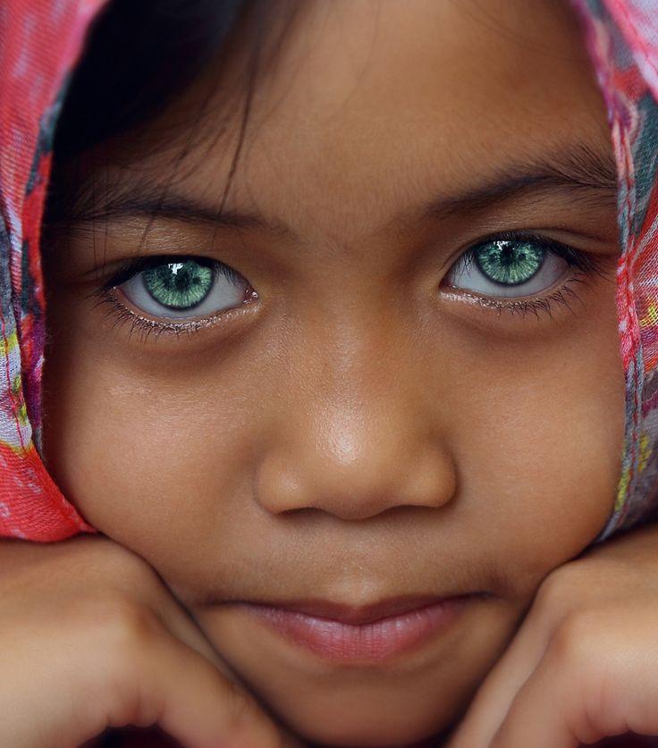 Wat een ogen