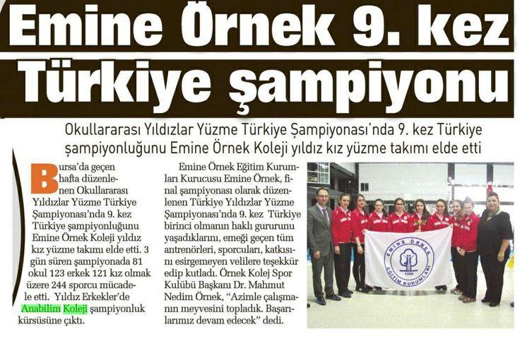 Sabah Bursa - 25.05.2014