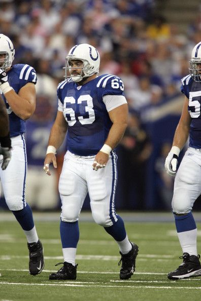 jeff saturday | Jeff Saturday Center Jeff Saturday #63 of the Indianapolis Colts ...