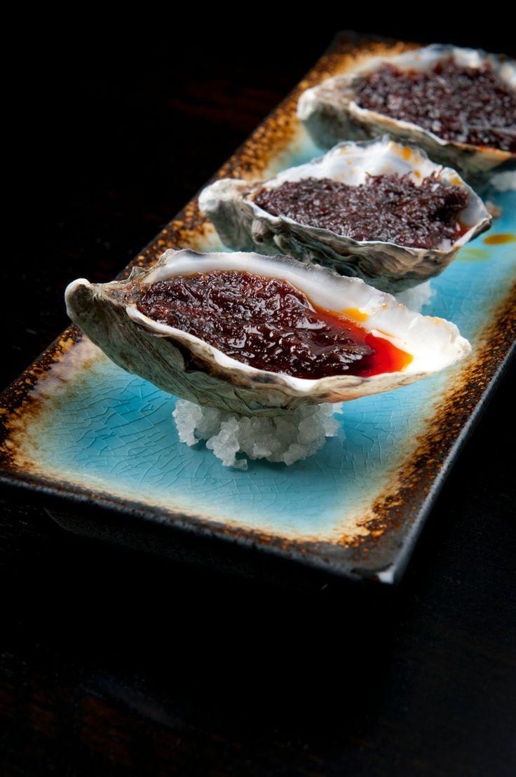 Madame Wu's Oysters xo