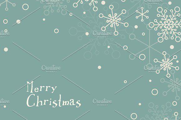 Set Of 3 Minimalist Christmas Cards Minimalist Christmas Card Christmas Card Template Minimalist Christmas