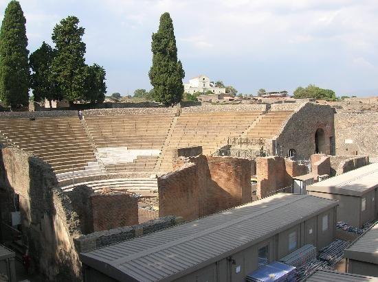Ancient Pompeii