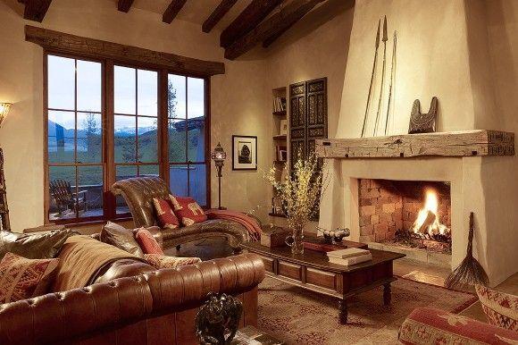 interior design ranch home | Star Ranch in Colorado - Best Home Design, Architecture, Home Interior ...