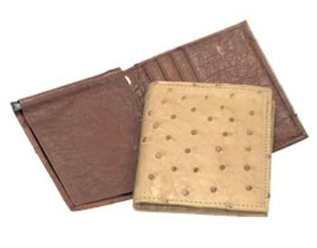 #Ferrini Full Quill Ostrich #Wallet.. We Have Collection of Mens Wallet with Unique Design, Color and Brands