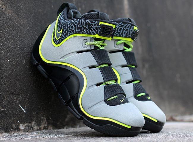 Nike LeBron 4 112 Custom