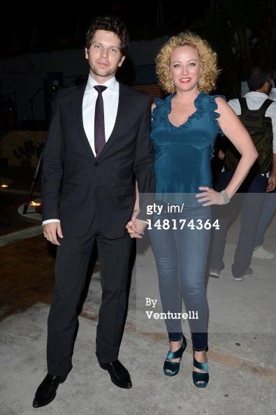 Virginia Madsen wears heels to the 2012 Ischia Global Fest on 7/11/12