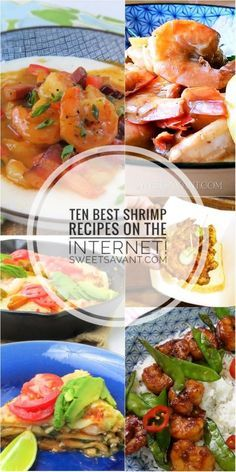 ten best shrimp recipes Sweet Savant America's best food blog Atlanta food blogger