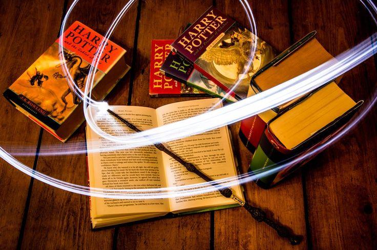 5 livres que les fans d'Harry Potter vont adorer - Flair.be