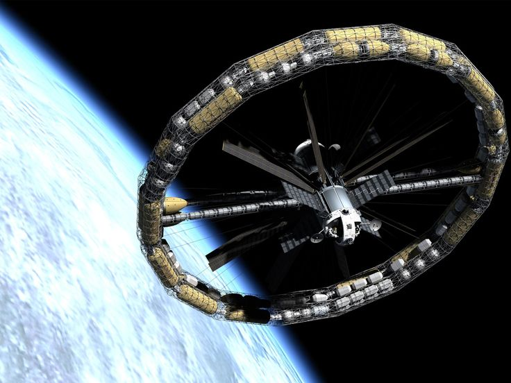 Future in #Space #spacestation