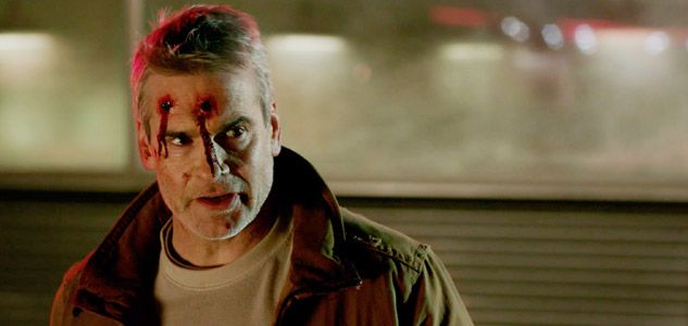 Henry Rollins talks about his role as the immortal Jack in He Never Died, as well as the astounding back story for the character.