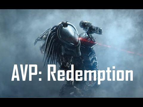 Чужой против Хищника : Искупление / Alien vs Predator. Redemption (2015)