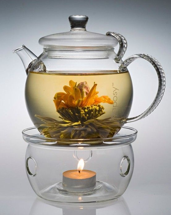 Loose Teapot with warmer - #mothers #day #gift