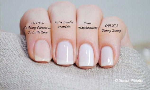 Home Blend Of Bites Sheer Nails Gel Nail Colors Nail Polish