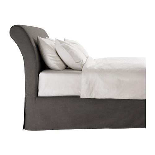 Vanvik struttura letto ikea facile da pulire rivestimento for Letto futon ikea