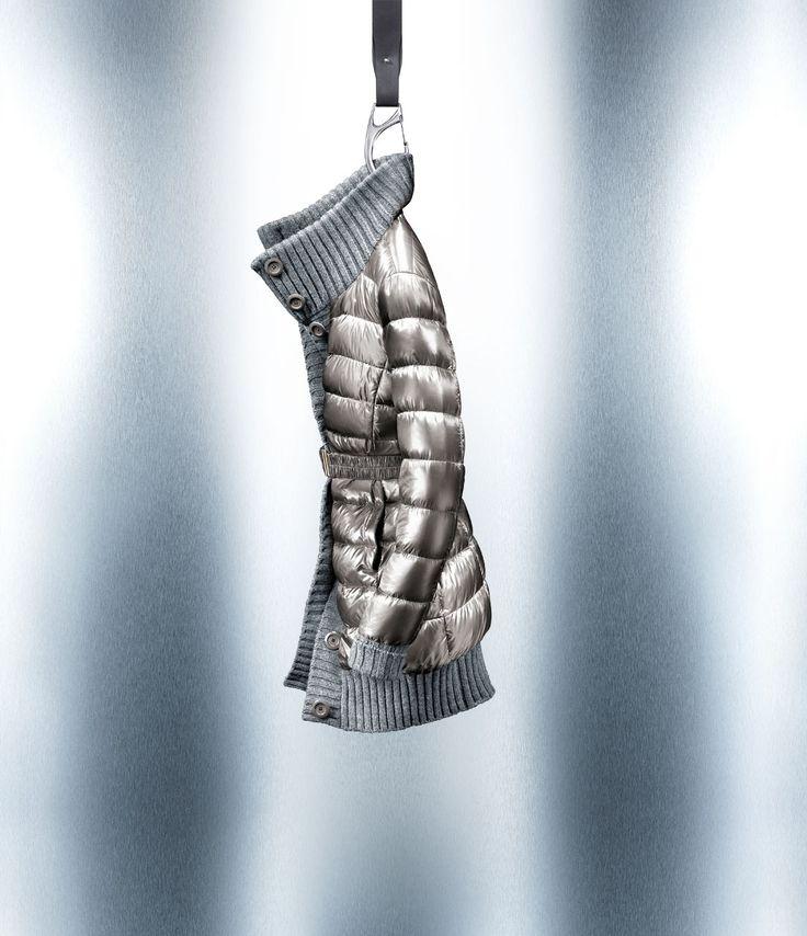 HERNO :: International Clothing :: ヘルノ :Ultralight Down Cardigan