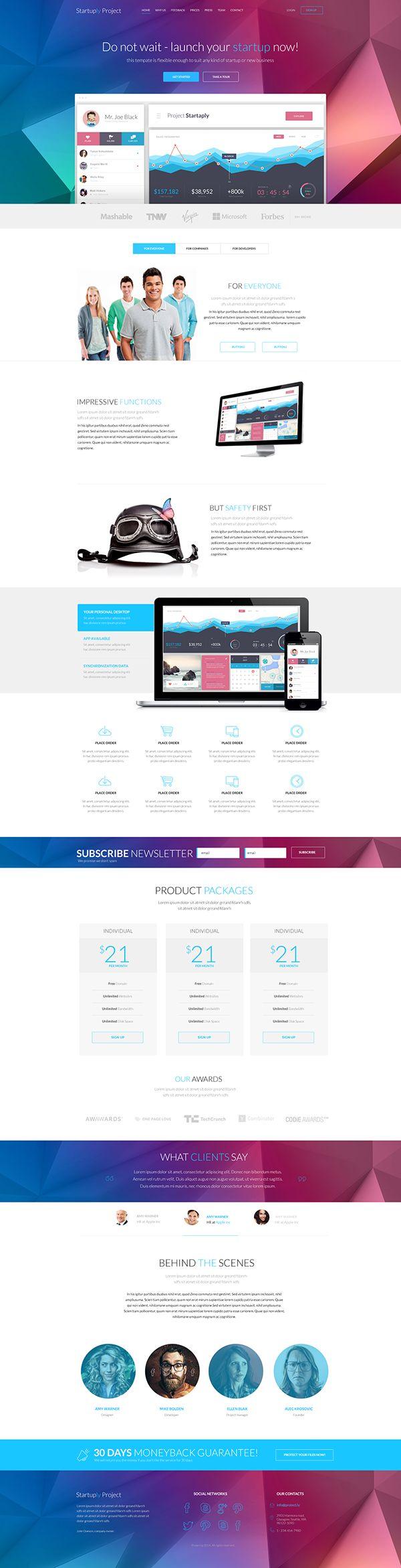 298 best Web Design & Layout images on Pinterest