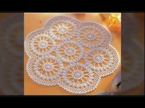 4fe0696ff8785 Dantel motifleri, Tığ işi dantel örgüler - YouTube | dantel | Tığ ...
