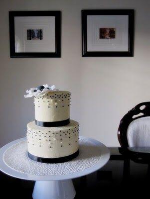 Blanco y Negro - MISO BAKES