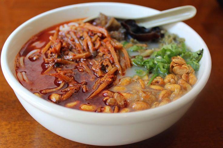Favorite Dishes #6: Gui Lin Mi Fen's Noodle Soups