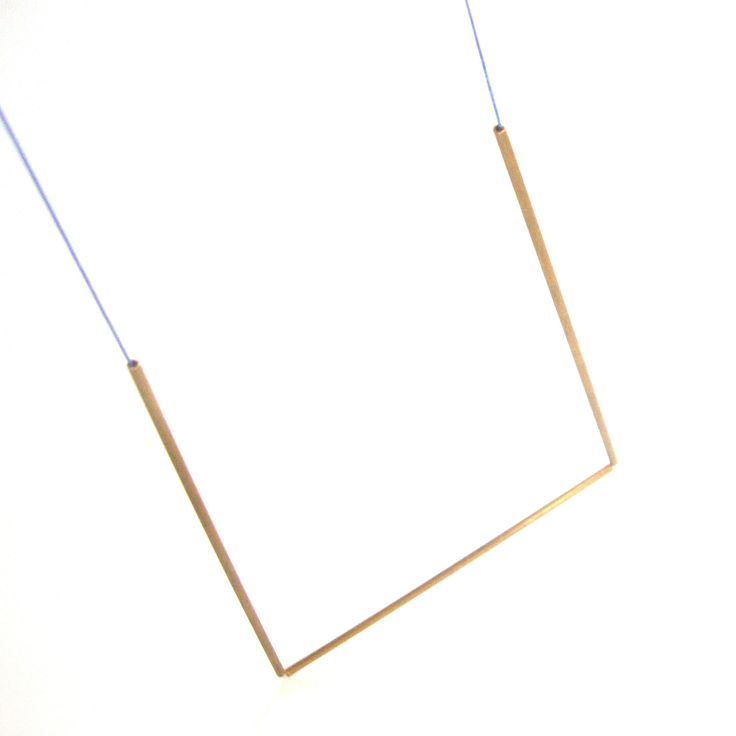 """Simple"" necklace"