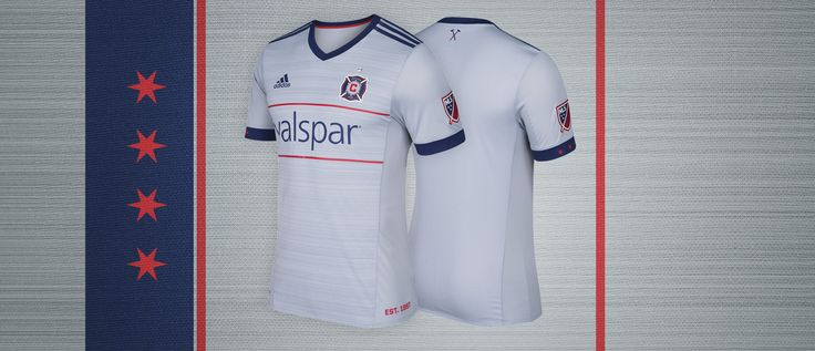 new Chicago Fire kits