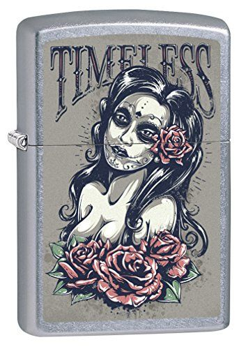 Street Chrome FinishIncludes the world famous Zippo Lifetime GuaranteeMore About The ProductGenuine Zippo windproof lighter with distinctive Zippo clickAll metal construction; windproof design works virtually anywhere. Refillable for a lifetime of use.For optimum performance of every Zippo windproof lighter, we recommend genuine Zippo premium lighter fluid, flints, and wicks.Made in USA; lifetime guarantee that it works or we fix it freeFuel: Zippo premium lighter fluid (sold separately)