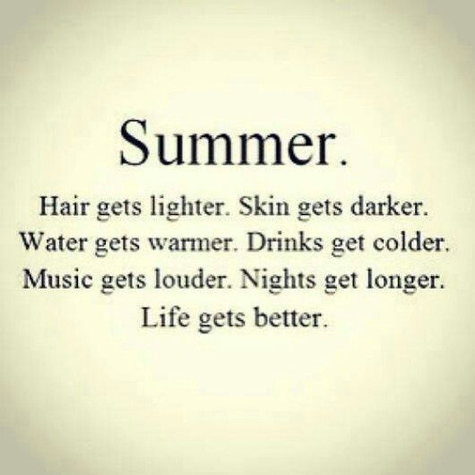 This is what summer is about :D