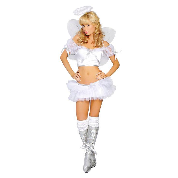 Halloween Costumes For Teenage Girls angel | Angel Babe Costume, Women's Sexy Angel Halloween Costumes, FREE ...