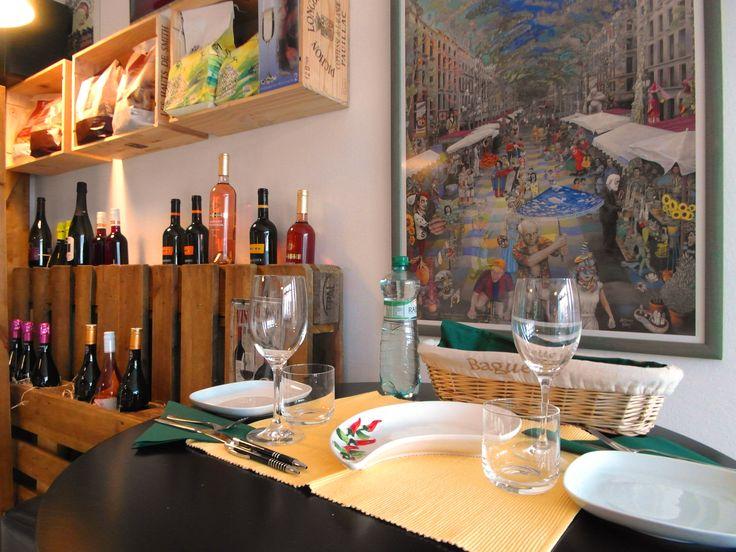 Wine & Deli & Coffee IN MEDIO Bratislava - kaviareň  www.inmedio.sk