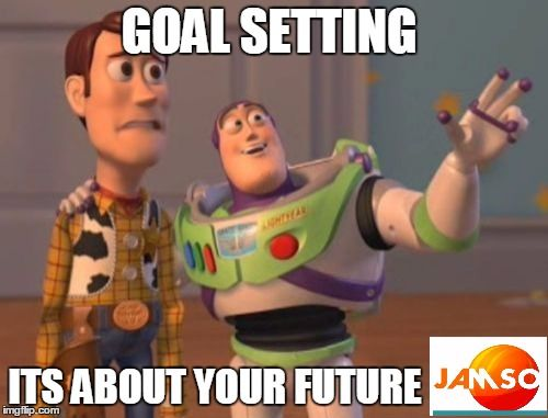 Goal setting #goalsetting #goalmanagement http://www.jamsovaluesmarter.com  Its about your future